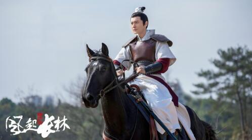 《琅琊榜之风起长林》完美收官 黄晓明、刘昊然演技获赞