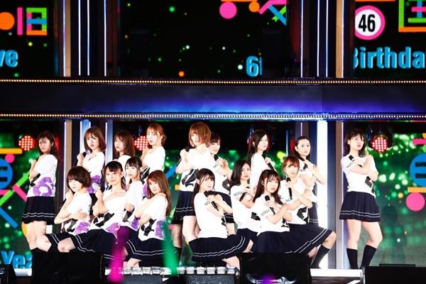 乃木坂46史上首次两会场同步演唱会圆满落幕 斋藤飞鸟担任8月8日发布的第21张新单曲C位