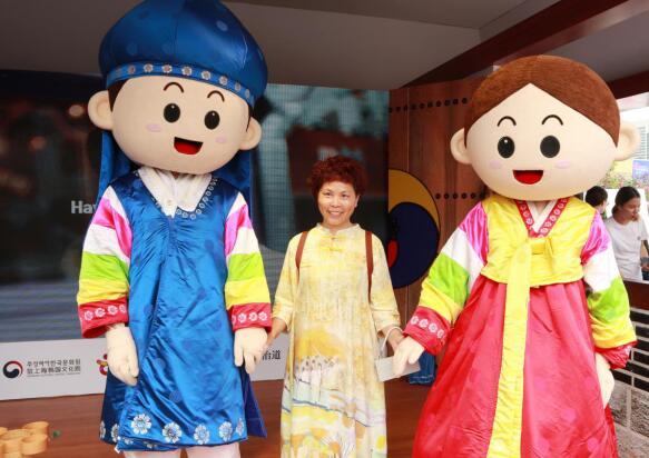 杭州国际日 韩国馆带您领略多元化的魅力韩国