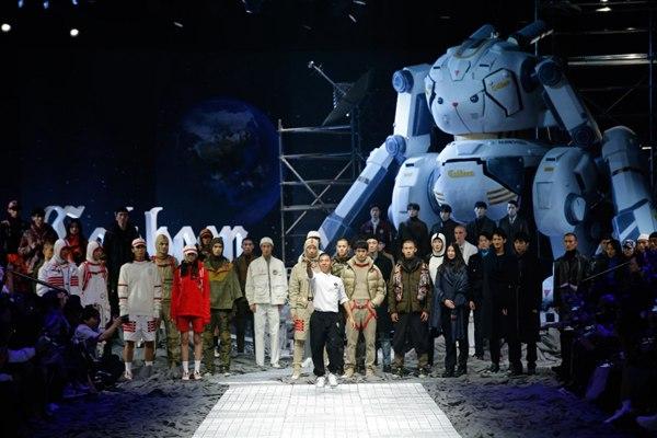 中国青年,制造骄傲——Cabbeen卡宾携手中国航天文化登陆上海时装周闭幕式