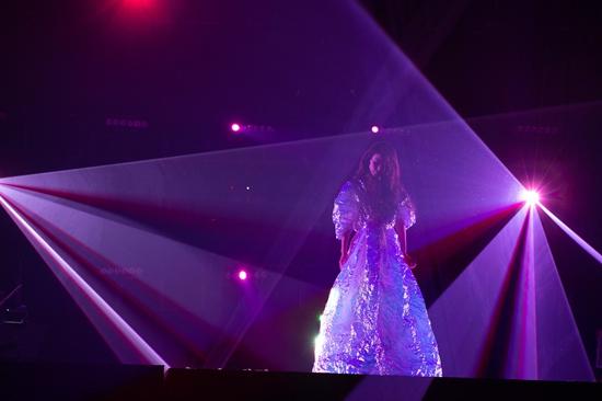 台北首站完美落幕!田馥甄一一巡回演唱会连唱四晚打破纪录